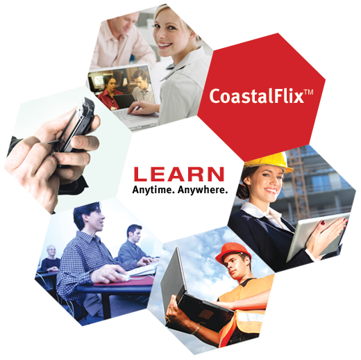 CoastalFlix Learn Anytime. Anywhere.
